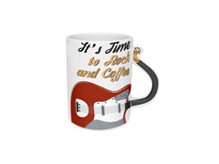 Caneca Oxford Joy 300ml Joy Rock And Coffee