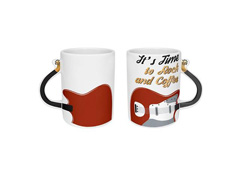 Caneca Oxford Joy 300ml Joy Rock And Coffee - 2