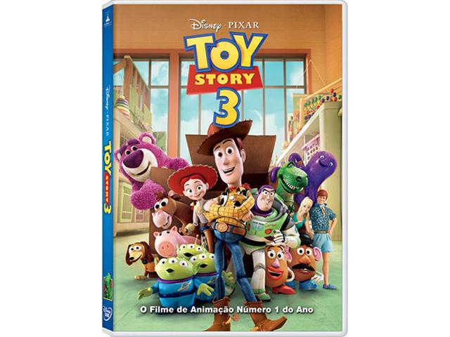 DVD Toy Story 3 Disney