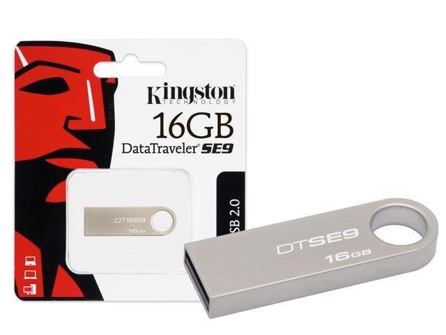 Pen Drive Kingston 16 GB - 1