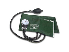 Esfigmomanômetro Aneroide Premium Verde