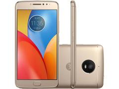 "Smartphone Motorola Moto E4 Plus 4G Dual Tela 5,5"" 16GB 13MP Ouro"