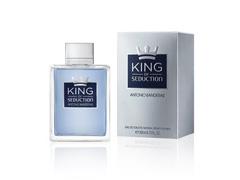 Perfume King Of SeductionFor Men Antonio Banderas - EDT 200ml