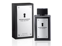 Perfume The Secret For Men Antonio Banderas - EDT 100ml - 0
