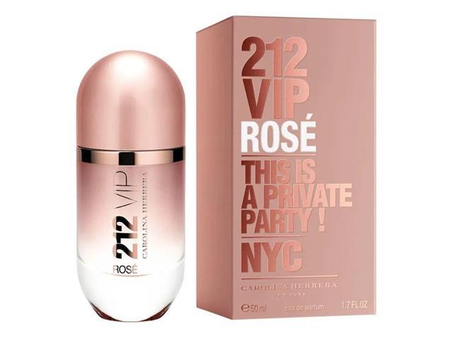 Perfume Carolina Herrera 212 VIP Rosé Eau de Parfum Feminino 50ML