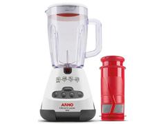 Liquidificador Arno Clicpro Juice 3 Velocidades 700W Branco