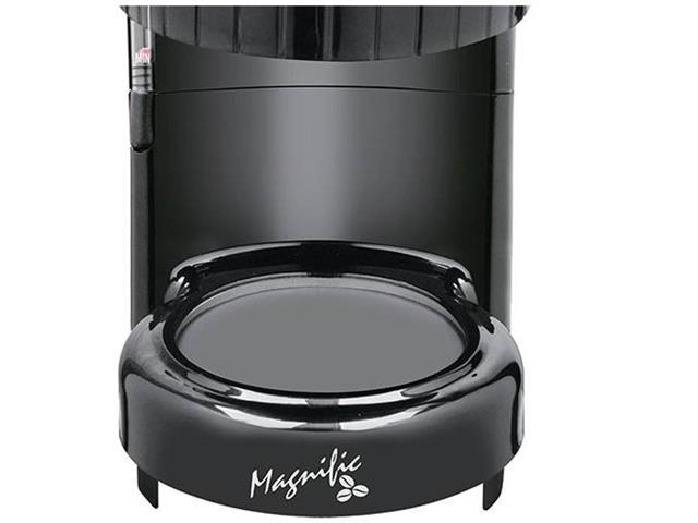 Cafeteira Elétrica Black & Decker Magnific 12 xícaras 600W Preta 110V - 1