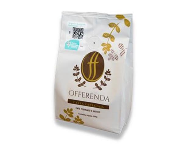 Café Offerenda Torrado e Moído 250g