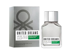 Perfume Benetton United Dreams Aim High Masculino EDT 100ml
