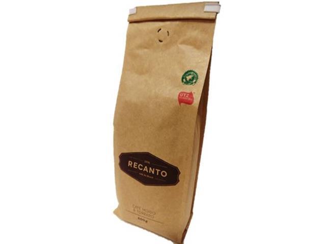 Café Recanto Torrado e Moído 500g