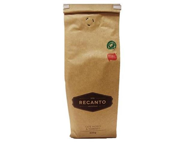 Café Recanto Torrado e Moído 500g - 1
