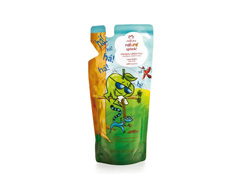 Refil Splack! Shampoo Cabelos Lisos Natura Naturé - 250ml