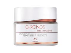 Creme Antissinais 70+ Defesa e Restauração Chronos - 40g