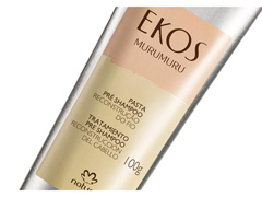 Pasta Pré Shampoo Natura Ekos Murumuru - 100g - 1