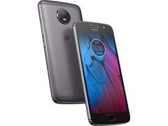 "Smartphone Motorola Moto G5S 4G 32GB Tela 5.2""Duos Câm 16+5MP Platinum - 1"