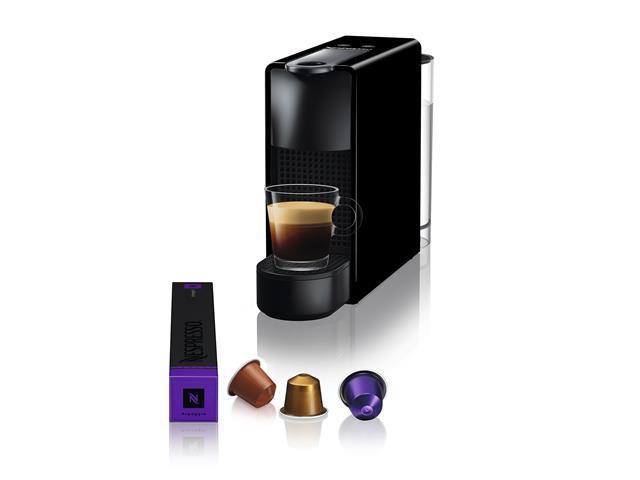 Máquina de Café Nespresso Essenza Mini C30 com Kit Boas Vindas - Preta - 110V - 2