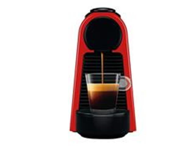 Kit Nespresso Essenza Mini Red + Aeroccino 3 com Kit Boas Vindas 110V - 3