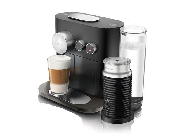 Kit Nespresso Expert Black - 110v + Aeroccino 3 - 110v - 1