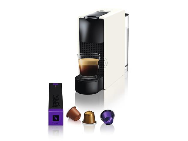 Cafeteira Nespresso Automática Essenza Kit Boas Vindas Mini White - 2