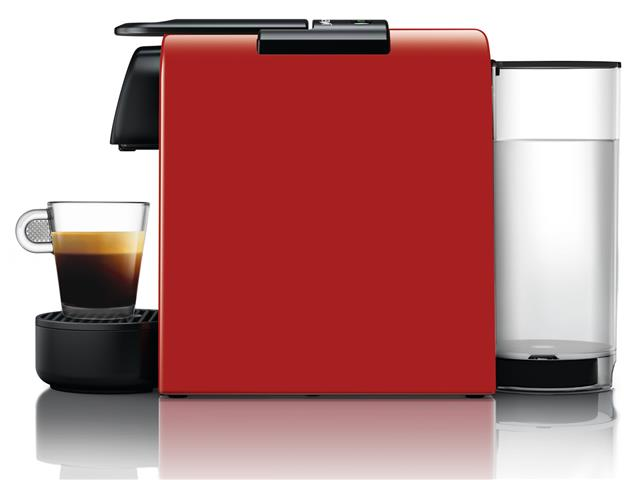 Cafeteira Nespresso Automática Essenza Kit Boas Vindas Mini Red - 7