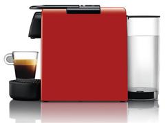 Cafeteira Nespresso Automática Essenza Kit Boas Vindas Mini Red - 5