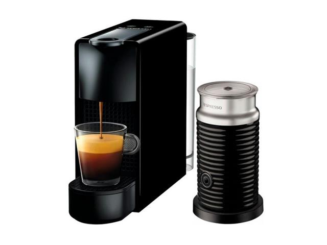 Kit Nespresso Essenza Mini Black + Aeroccino 3 - 2