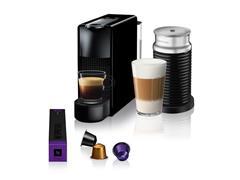 Kit Nespresso Essenza Mini Black + Aeroccino3 com Kit Boas Vindas - 2