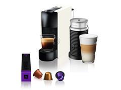 Kit Nespresso Essenza Mini White + Aeroccino3 com Kit Boas Vindas - 0