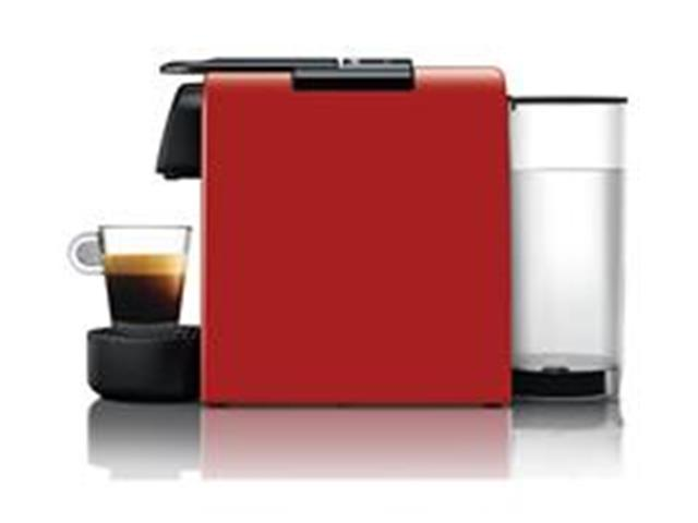 Kit Nespresso Essenza Mini Red + Aeroccino 3 - 8