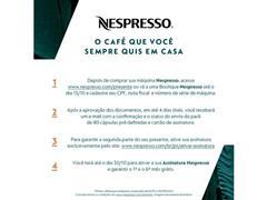 Kit Nespresso Essenza Mini Red + Aeroccino 3 com Kit Boas Vindas - 1