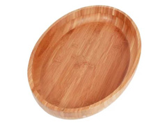 Gamela Oval MOR Bamboo 41 x 27 cm - 1