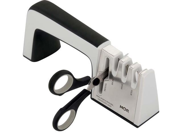 Afiador Faca-Tesoura MOR 23 x 8,5 cm - 2