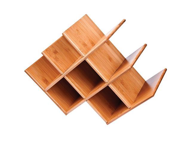 Rack de Mesa para Vinho MOR Bamboo 8 Lugares - 1