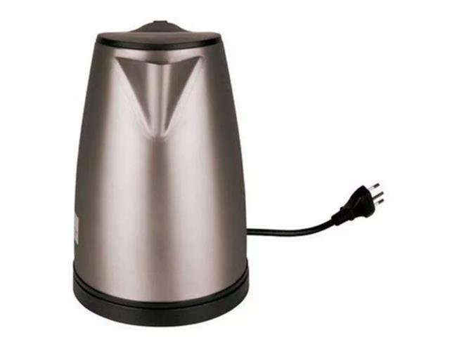 Jarra Elétrica MOR Calore Inox  1.7 Litros 110V - 1