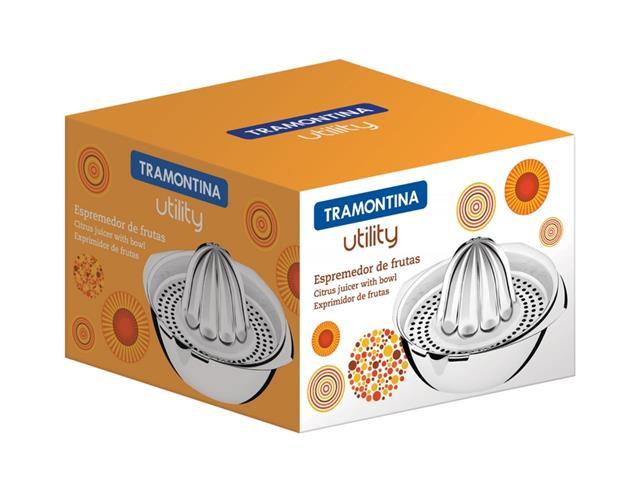 Espremedor Frutas Tramontina Cosmos Aço Inox - 2