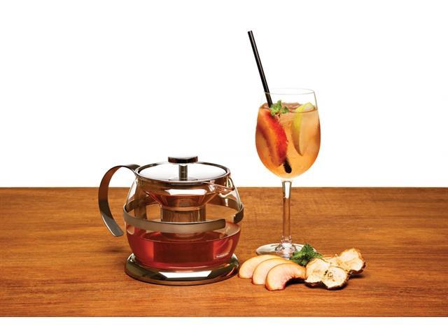 Bule Tramontina para Chá em Vidro 900mL - 3