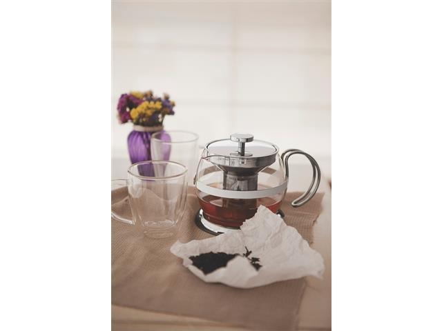 Bule Tramontina para Chá em Vidro 900mL - 2
