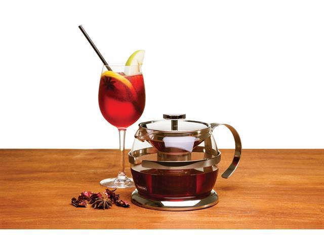 Bule Tramontina para Chá em Vidro 900mL - 4