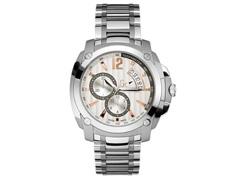 Relógio Gc Masculino Aço - X78001g1s