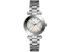 afdb32a040a Relógio Gc Feminino Aço - I30500l1
