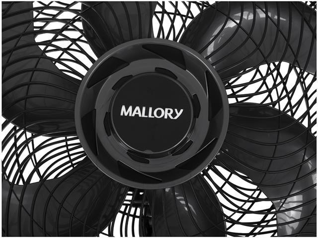 Ventilador de Coluna Mallory Air Timer TS+ Preto 40cm 110V - 5
