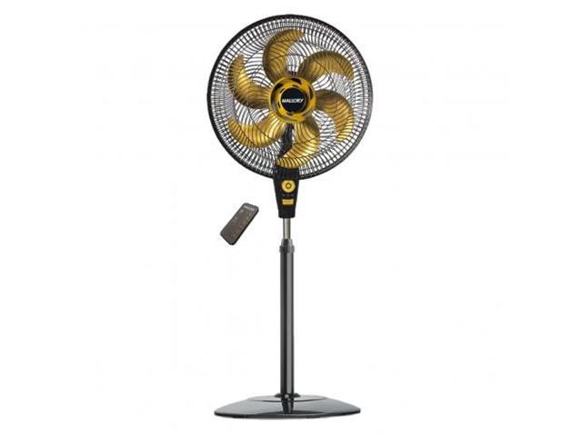 Ventilador de Coluna Mallory Air Timer TS+ Gold Preto 40cm 110V - 2