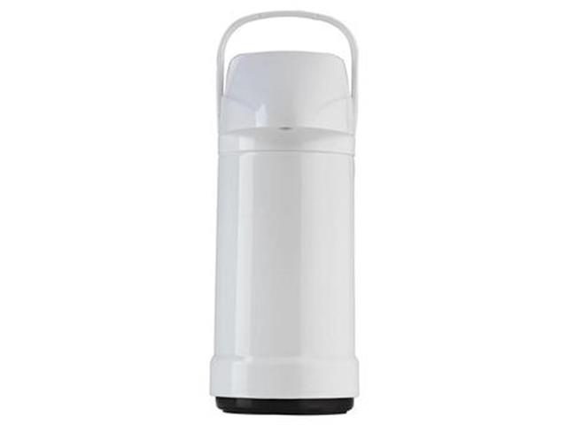 Garrafa Térmica GLT Pressão Branca 500mL - 1