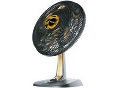 Ventilador Mallory Ts40 Style Usb+ Gold 40cm - 1