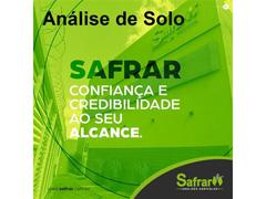 Análise de Solo - Safrar - 0