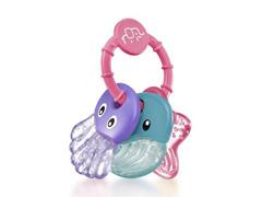 Mordedor para Bebê Multikids Sea Friends Rosa