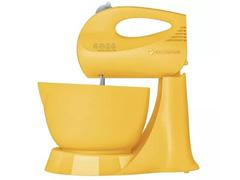 Batedeira Cadence Jolie Colors 3 Velocidades Amarela 220W