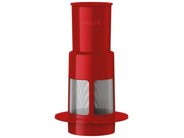 Liquidificador Philips Walita Viva 700W Problend Vermelho - 7