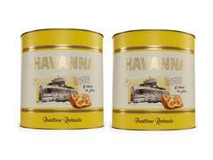 Combo Havanna 2 Panettones Lata Doce de Leite 700g - 1
