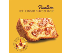 Combo Havanna Panettone Lata Doce de Leite + Gotas de Chocolate 700g - 5
